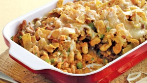 Manly Kitchen Frito Pie