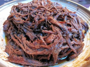 Manly Kitchen Sonoran-Style Shredded Beef